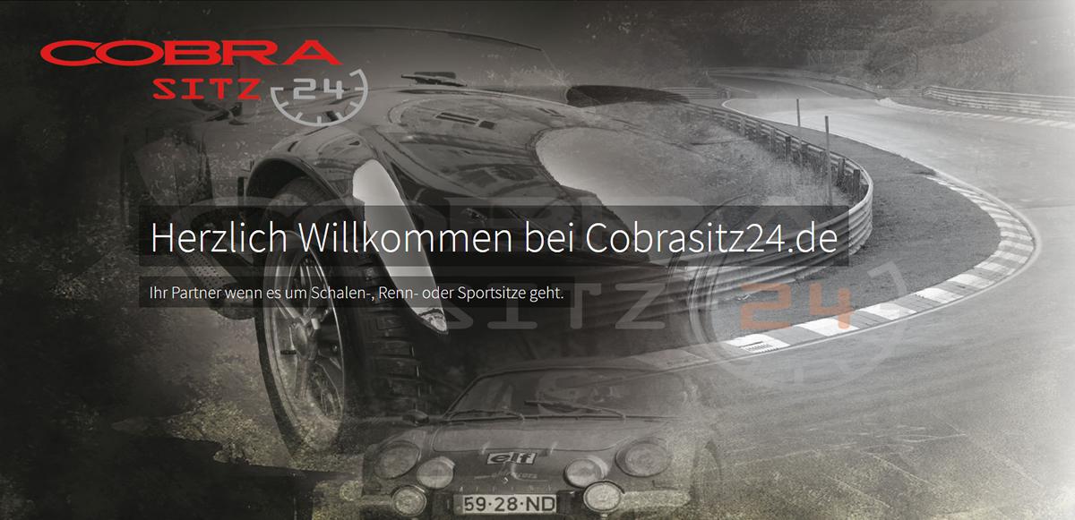 Sportsitz Waldbrunn - Cobrasitz24: Rennsitz, Recarositz, Schalensitz, Autositz